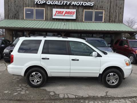 2005 Honda Pilot EX for sale at Top Quality Motors & Tire Pros in Ashland MO