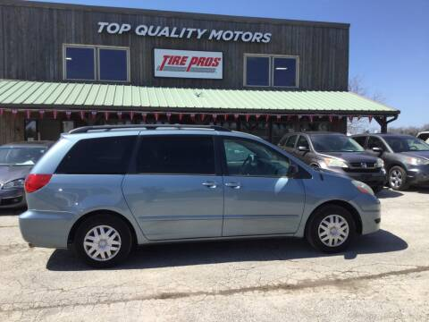 2008 Toyota Sienna LE 7-Passenger for sale at Top Quality Motors & Tire Pros in Ashland MO