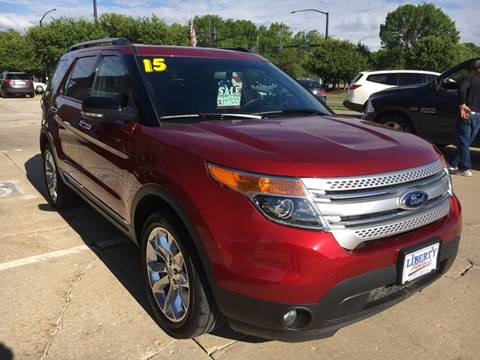 2015 Ford Explorer for sale in North Liberty, IA