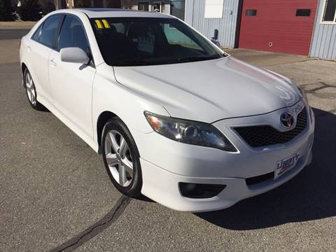 2011 Toyota Camry for sale in North Liberty IA