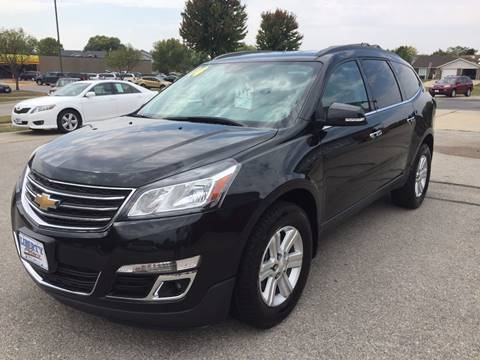 2014 Chevrolet Traverse for sale in North Liberty IA