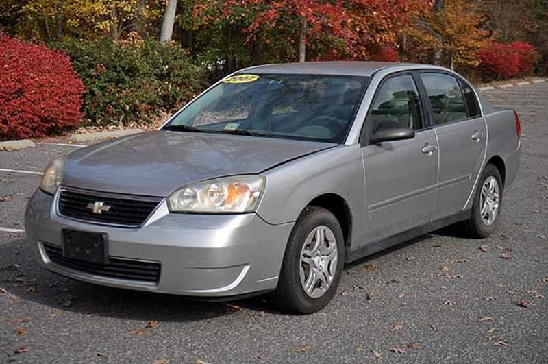 Captivating 2007 Chevrolet Malibu LS 4dr Sedan   Yorktown VA