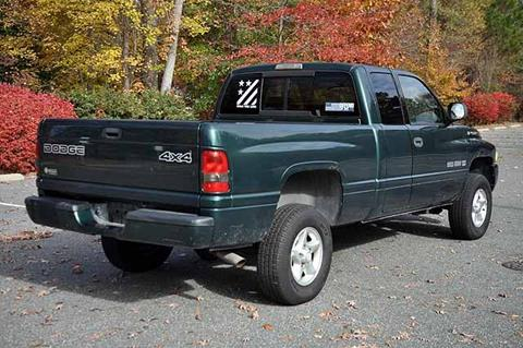 2001 dodge ram pickup 1500 sport in yorktown va ned 39 s marine and auto center. Black Bedroom Furniture Sets. Home Design Ideas
