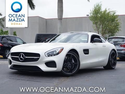 2017 Mercedes-Benz AMG GT for sale in Miami FL
