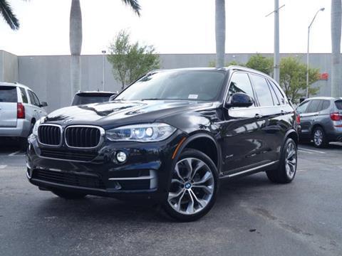 2016 BMW X5 for sale in Miami FL