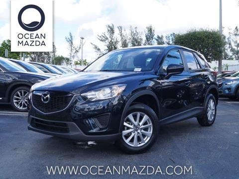 2015 Mazda CX-5 for sale in Miami FL