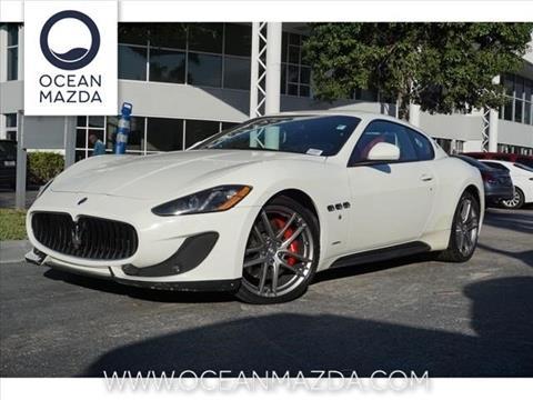Used Maserati Granturismo Florida