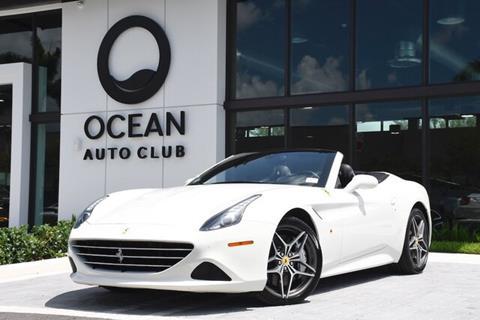 2015 Ferrari California T for sale in Miami, FL