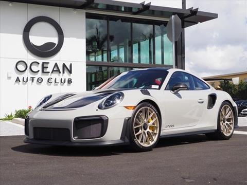 2018 Porsche 911 for sale in Miami, FL