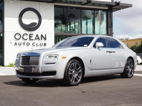 used rolls-royce ghost for sale - carsforsale®