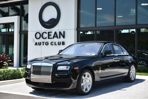 2011 Rolls-Royce Ghost for sale in Miami, FL