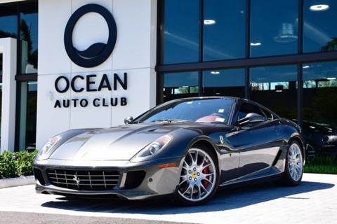 2007 Ferrari 599 for sale in Miami, FL