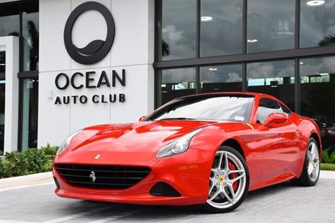 2017 Ferrari California T for sale in Miami, FL