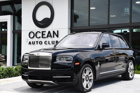 2019 Rolls-Royce Cullinan for sale in Miami, FL