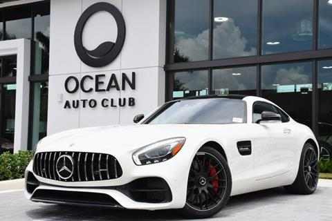 2018 Mercedes-Benz AMG GT for sale in Miami, FL