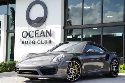 2017 Porsche 911 For Sale In Miami Fl