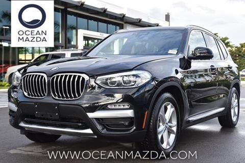 2019 BMW X3 for sale in Miami, FL