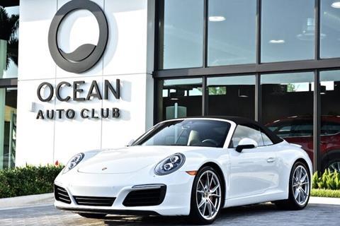 2017 Porsche 911 for sale in Miami, FL