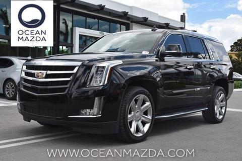 2016 Cadillac Escalade for sale in Miami, FL