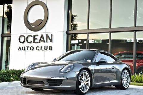 2014 Porsche 911 for sale in Miami, FL
