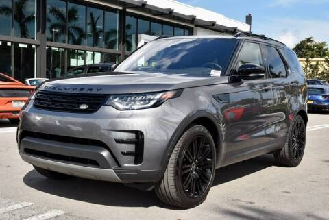 2018 Land Rover Discovery HSE for sale at OCEAN MAZDA in Miami FL