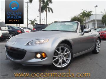 2015 Mazda MX-5 Miata for sale in Miami, FL
