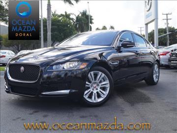 2016 Jaguar XF for sale in Miami, FL