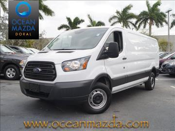2016 Ford Transit Cargo for sale in Miami, FL