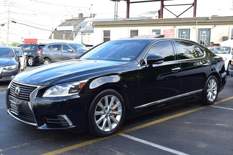 2013 Lexus Ls 460 For Sale In New Jersey Carsforsale