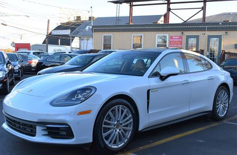 2018 Porsche Panamera for sale in Lodi, NJ