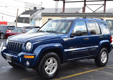 2002 Jeep Liberty for sale in Lodi, NJ