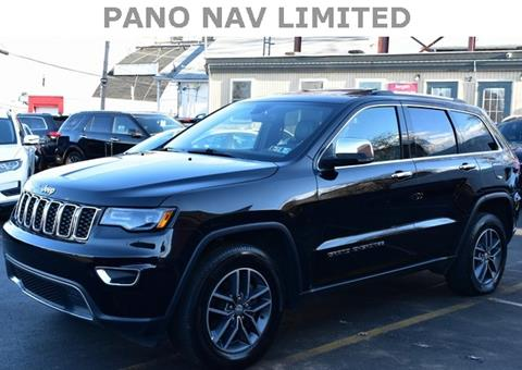 2017 Jeep Grand Cherokee for sale in Lodi, NJ