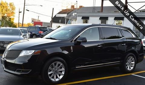 2014 Lincoln MKT Town Car for sale in Lodi, NJ