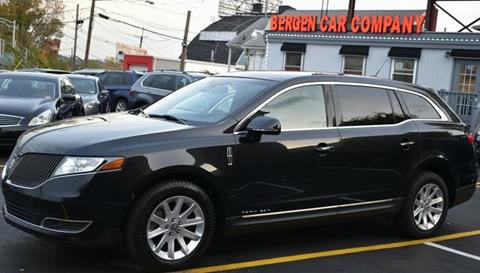 2015 Lincoln MKT Town Car for sale in Lodi, NJ