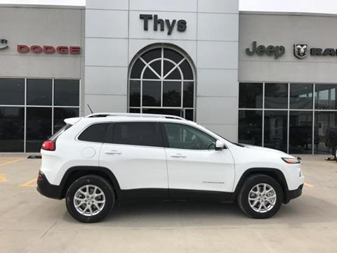 2018 Jeep Cherokee for sale in Belle Plaine, IA