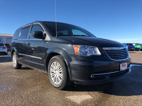 2016 Chrysler Town and Country for sale in Toledo, IA