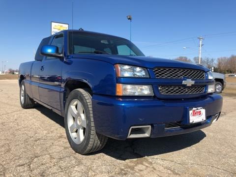 2003 Chevrolet Silverado 1500 SS for sale in Toledo, IA