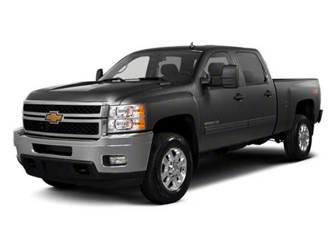 2010 Chevrolet Silverado 2500HD for sale in Blairstown, IA