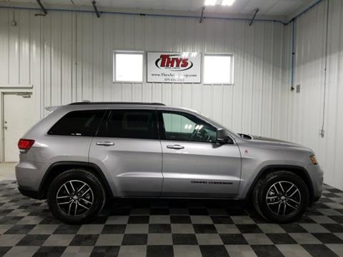 2017 Jeep Grand Cherokee for sale in Belle Plaine, IA