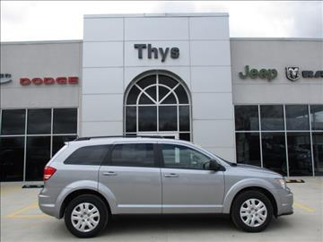 2017 Dodge Journey for sale in Belle Plaine, IA