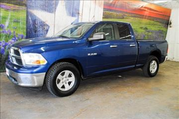 2010 Dodge Ram Pickup 1500 for sale in New Braunfels, TX