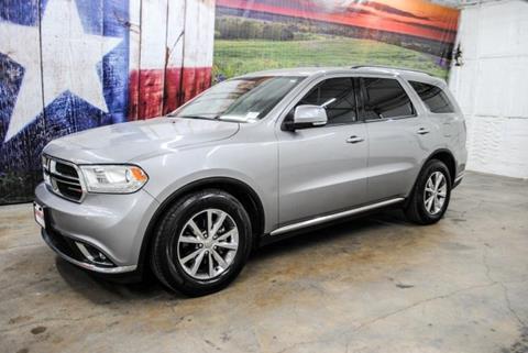 2014 Dodge Durango for sale in New Braunfels, TX