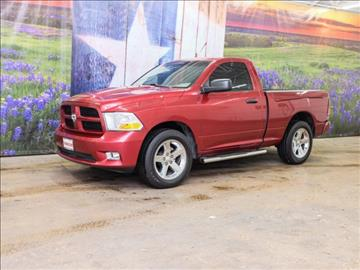 2012 RAM Ram Pickup 1500 for sale in New Braunfels, TX