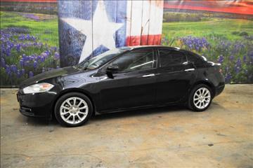 2013 Dodge Dart for sale in New Braunfels, TX