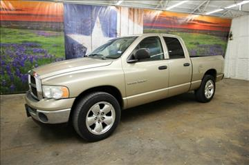 2005 Dodge Ram Pickup 1500 for sale in New Braunfels, TX