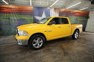 2016 RAM Ram Pickup 1500 for sale in New Braunfels, TX
