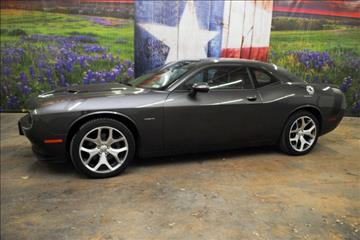 2015 Dodge Challenger for sale in New Braunfels, TX