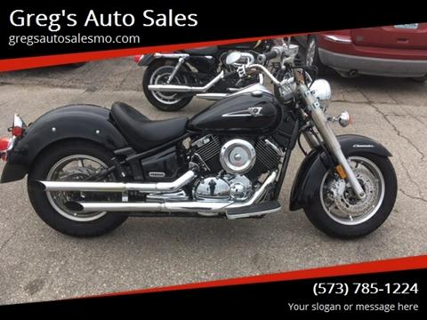 2004 Yamaha XVS1100 for sale in Poplar Bluff, MO