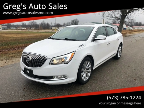 2016 Buick LaCrosse for sale in Poplar Bluff, MO