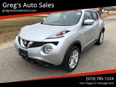 2017 Nissan JUKE for sale in Poplar Bluff, MO